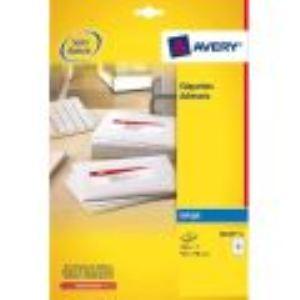 Avery-Zweckform J8169-25 - 100 étiquettes d'adresse (9,91 x 13,9 cm)