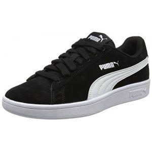 Puma Smash V2 Noir Blanc 364989 01 - EU 45