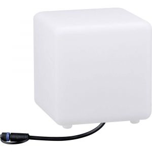 Paulmann Système déclairage Plug&Shine Cube 94180 6.5 W blanc chaud blanc