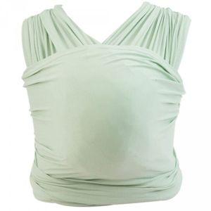 Ergobaby Echarpe de portage aura vert sauge