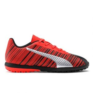 Puma One 5.4 Tt Black / Nrgy Red / Aged Silver - Taille EU 38