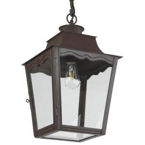 Lanternes D' fois Lanterne en fer forgé à suspendre Rigny