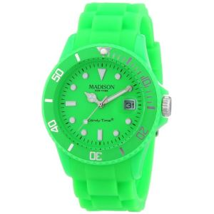 Madison SU4503 - Montre mixte Candy Time