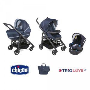 Chicco Trio Love Up - Poussette Trio