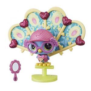 Hasbro Littlest PetShop Roy Peacoat - Figurine Premium