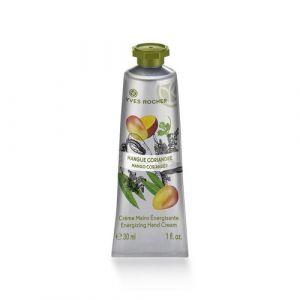 Yves Rocher Crème mains énergisante Mangue Coriandre - Tube 30 ml