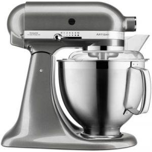 Kitchen Aid Robot pâtissier 5KSM185PSEMS ARTISAN gris étain