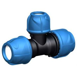 Gf piping systems Té 90° réduit - iJoint - 20 x 25 x 20 mm