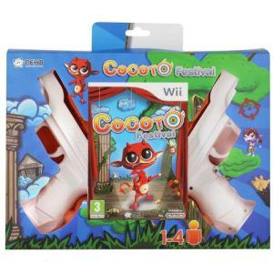 Cocoto : Festival + 2 Guns [Wii]