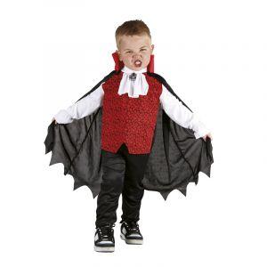 Déguisement de Petit Comte Vampire Garçon 3/4 ans