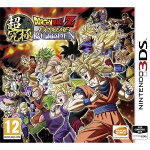 Dragon Ball Z Butoden [3DS]