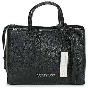 Calvin Klein Sac à main Jeans SIDED MED TOTE Noir - Taille Unique