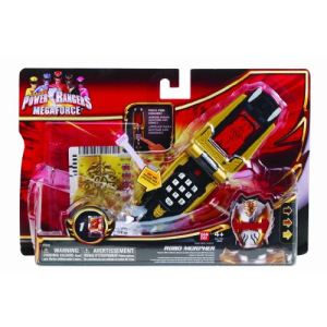 Bandai Figurine Power Rangers Megaforce : Robo Morpher