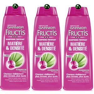 Garnier Fructis Matiere et densité - Shampooing