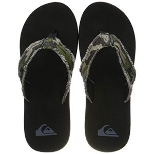 Quiksilver Tongs MONKEY ABYSS M SNDL XGCK vert - Taille 39,40,41,42,43,44,45,46,47