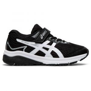 Asics Chaussures running Gt 1000 8 Ps - Black / White - Taille EU 34 1/2