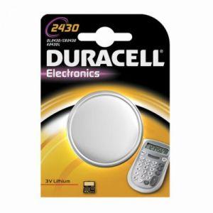 Duracell Electronics 2430 DUR953035 - Batterie CR2430 Li