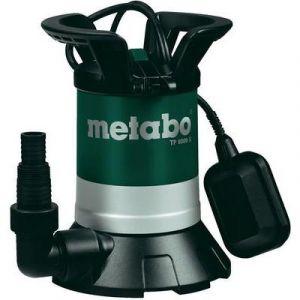 Metabo Pompe submersible eaux claires TP 8000 S