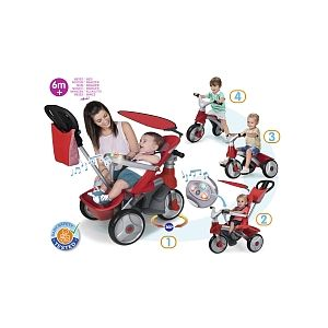 Feber Tricycle Trike Easy Evoluton