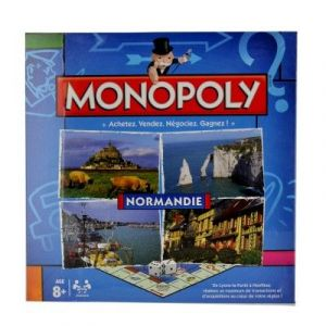 Image de Winning Moves Monopoly Normandie