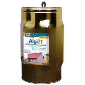 Algimouss Antimousse toitures murs et façades Algi21 imperméabilisant bidon de 30 litres