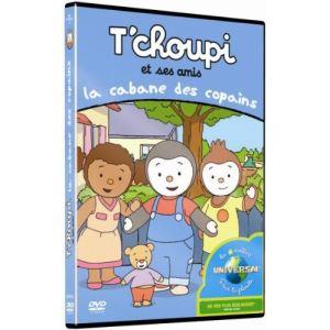 T'choupi et ses amis : La cabane des copains
