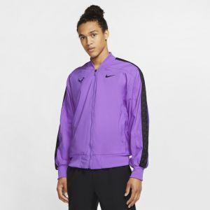 Nike Veste de tennis Rafa Homme - Pourpre - Taille L - Male