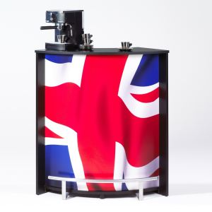 Comptoir de bar drapeau Anglais