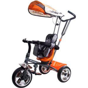 Sun Baby Super Trike - Tricycle évolutif enfant bébé 18-36 mois