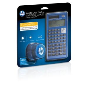 HP NW253AA - Calculatrice Scientifique SmartCalc 300s