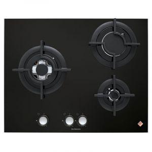 De Dietrich DPG7549B - Table de cuisson gaz 3 foyers