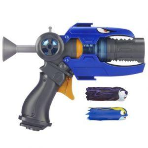 Giochi Preziosi Pistolet Slugterra Basic blaster avec 2 slugs : Bleu