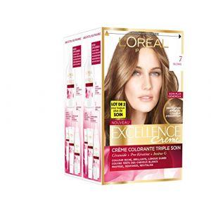 L'Oréal Excellence Crème 7 Blond