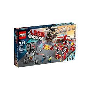Lego 70813 - Movie : Les renforts des secours