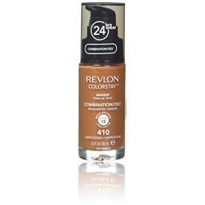 Revlon Colorstay N°410 Cappucino - Fond de teint peaux mixtes / grasses