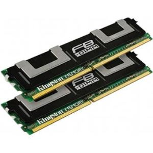 Kingston KTH-XW667/16G - Barrettes mémoire 2 x 8 Go DDR2 667 MHz FB-Dimm 240 broches