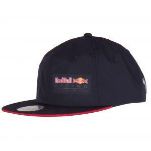 Puma Casquette Red Bull Racing Lifestyle Flatbrim, Noir |