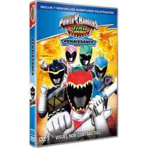 Power Rangers Dino Charge - Vol. 2 : Renaissance