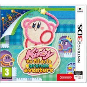 Kirby Au Fil de la Grande Aventure [3DS]