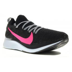 Nike Zoom Fly Flyknit pour Femme - Noir - Taille 39 - Female