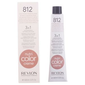 Revlon Nutri Color Crème 812 Blond Clair Beige Perlé - Après-shampooing