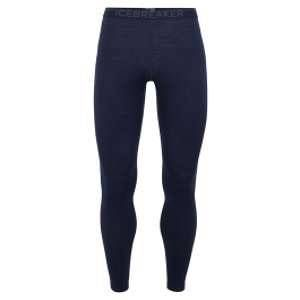 Icebreaker Mens 200 Oasis Leggings Midnight Navy/Monsoon Sous-vêtements techniques