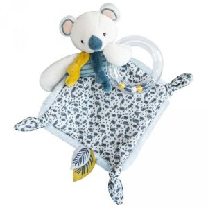 Doudou et Compagnie Doudou hochet Yoca le koala