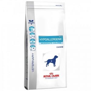 Royal Canin Veterinary Diet Hypoallergenic Moderate Calorie (HME 23) 7 kg - Croquettes médicales