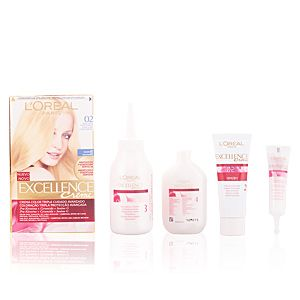 L'Oréal Excellence 02 Blond Ultra Clair Doré - Crème colorante triple protection