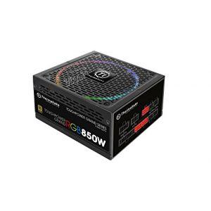 Thermaltake Toughpower Grand RGB 850W - Bloc d'alimentation PC modulaire 80 Plus Gold