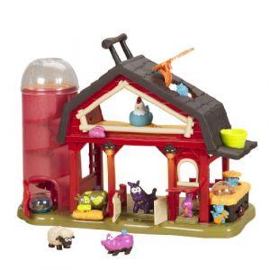 B Toys 44172 - Ferme Sonore Baa-Baa-Barn