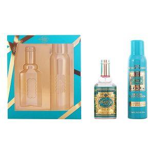 Maurer & Wirtz N°4711 - Coffret eau de Cologne et déodorant spray