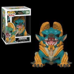 Funko Figurine Pop! Zinogre : Monster Hunter