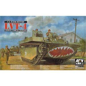 """AFV Club AF35205 - Maquette véhicule de débarquement amphibie US LVT-4 """"Buffalo"""" - Echelle 1:35"""